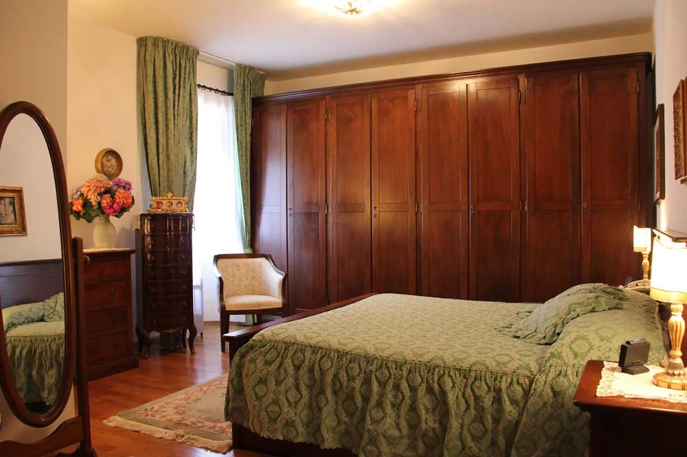 Room of luxury tuscany villa