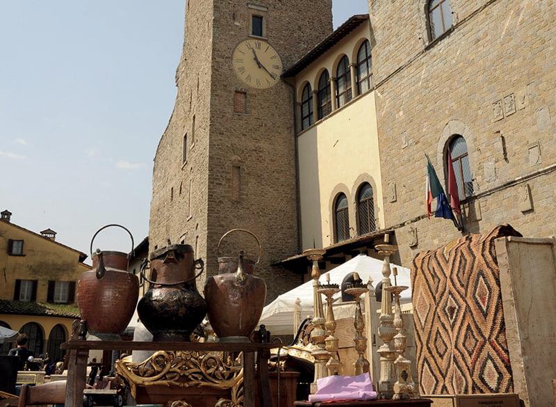 flea market arezzo