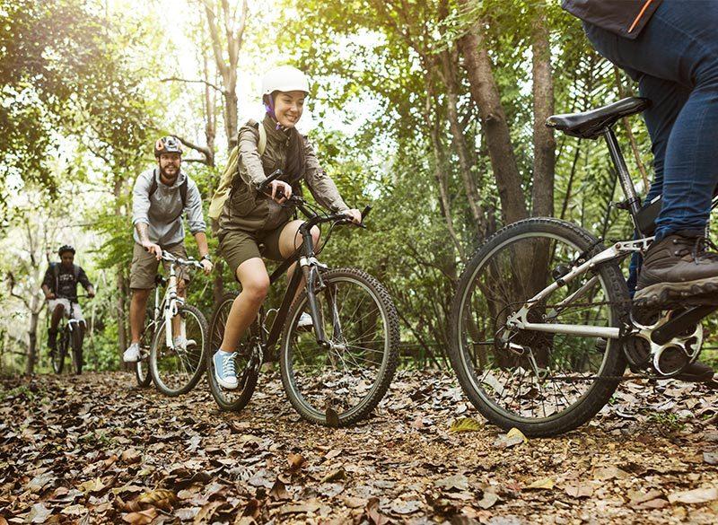 Hotel Arezzo cycle tourism