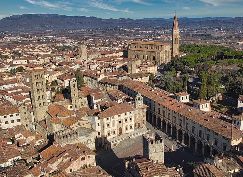 Hotel Near the historic center of Arezzo
