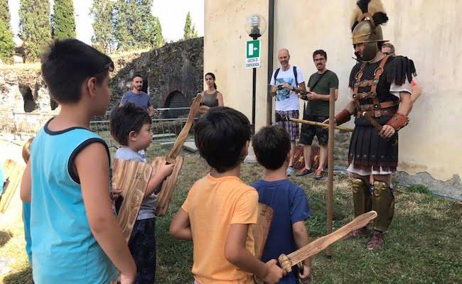 historical experiences arezzo